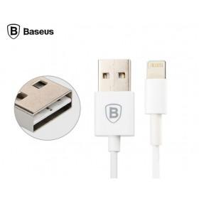 Кабель Lightning Baseus для Apple (1m Белый)