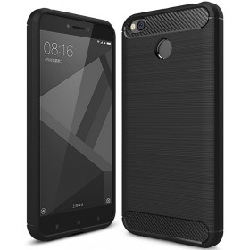 Чехол iPaky TPU Shockproof Lasi Series Xiaomi Redmi 3 / 3s / Pro (Black)