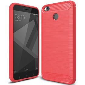Чехол iPaky TPU Shockproof Lasi Series Xiaomi Redmi 3 / 3s / Pro (Red)