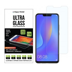 Защитное стекло для Honor Play - Happy Mobile 2.5D Ultra Glass Premium 0.26mm (Japan Toyo Glue)
