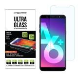 Защитное стекло Happy Mobile Ultra Glass Premium 0.3mm,2.5D (Japan Asahi) для Samsung Galaxy A6 (2018)