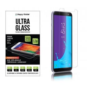 Защитное стекло Happy Mobile Ultra Glass Premium 0.3mm,2.5D (Japan Asahi) для Samsung Galaxy J6 (2018)