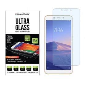 Защитное стекло Happy Mobile Ultra Glass Premium 0.3mm,2.5D (Japan Asahi) для Xiaomi Redmi 6 / 6A