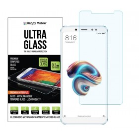 Защитное стекло для Xiaomi Redmi Note 5 Pro - Happy Mobile 2.5D Ultra Glass Premium 0.3mm (Japan Toyo Glue)
