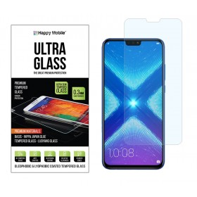 Защитное стекло Happy Mobile Ultra Glass Premium 0.3mm,2.5D (Japan Toyo Glue) для Honor 8X