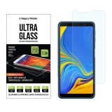 Защитное стекло Happy Mobile Ultra Glass Premium 0.3mm,2.5D (Japan Toyo Glue) для Samsung Galaxy A7 2018 (A750) 6.0""