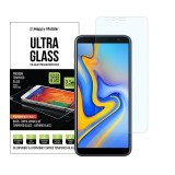 Защитное стекло Happy Mobile Ultra Glass Premium 0.3mm,2.5D (Japan Toyo Glue) для Samsung Galaxy J6+ 2018 (J610) / J4+ 2018 (J415) Plus