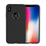 Чехол HOCO Fascination series TPU для iPhone Xs (Черный)