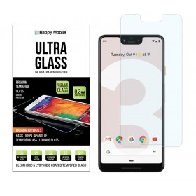 Защитное стекло Happy Mobile Ultra Glass Premium 0.3mm,2.5D (Japan Asahi) для Google Pixel 3 XL
