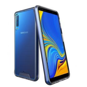 Чехол-накладка TT Space Case Series для Samsung Galaxy A7 2018 (A750) (Clear)