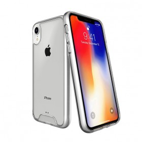 Чехол-накладка TT Space Case Series для iPhone Xr (Clear)