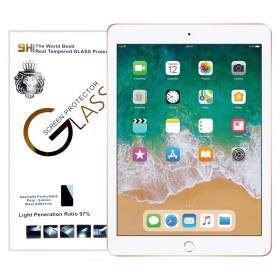 Защитное стекло 2.5D Lion Glass для Apple iPad 9.7 (2017/2018) / Pro / Air / Air 2 (0.3mm)