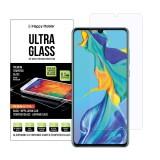 Защитное стекло для Huawei P30 - Happy Mobile 2.5D Ultra Glass Premium 0.26mm (Japan Toyo Glue)