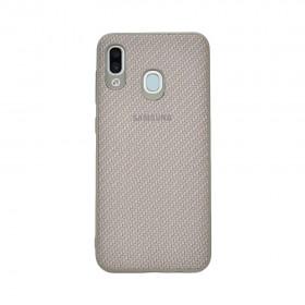 Чехол-накладка Plexus Case Samsung Galaxy A30 (Серый)