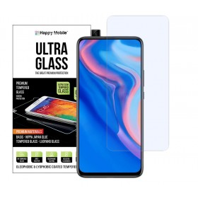 Защитное стекло для Huawei P Smart Pro - Happy Mobile 2.5D Ultra Glass Premium 0.26mm (Japan Toyo Glue)
