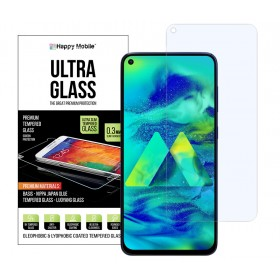 Защитное стекло Samsung Galaxy M40 - Happy Mobile Ultra Glass Premium 0.26mm,2.5D (Japan Toyo Glue)