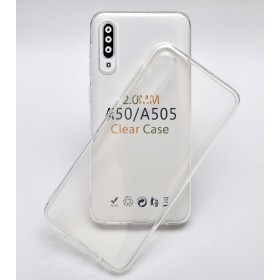 Защитный чехол Anti-Drop 2mm Series, TPU для Samsung Galaxy A20s (Clear)