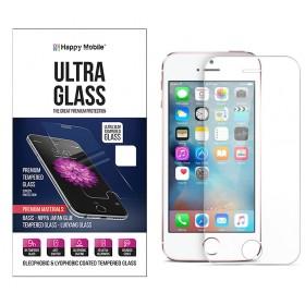 Защитное стекло Happy Mobile Ultra Glass Premium 0.3mm,2.5D для iPhone 5 / 5s / SE