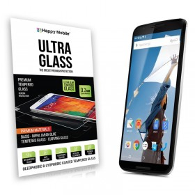 Защитное стекло Happy Mobile Ultra Glass Premium 0.3mm, 2.5D Motorola Google Nexus 6