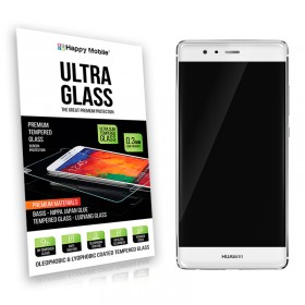 Защитное стекло Happy Mobile Ultra Glass Premium 0.3mm,2.5D (Japan Toyo Glue) для Huawei P9