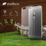 "Чехол Melkco Ultra Thin Сrocodile TPU для iPhone 6 4.7"" (Прозрачный)"
