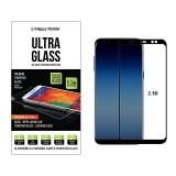 Защитное стекло для Samsung Galaxy A8 (2018) (A530F) - Happy Mobile 2.5D Full Screen (Черное)
