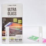 Защитное стекло для Meizu M6 Note (Белое) - Happy Mobile 2.5D Full Screen