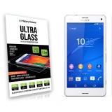 Защитное стекло Happy Mobile Ultra Glass Premium 0.3mm,2.5D для Sony Xperia Z3 mini Compact