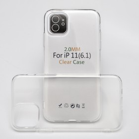 Защитный чехол Anti-Drop 2mm Series, TPU для iPhone 11 (Clear)