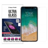 Защитное стекло Happy Mobile Ultra Glass Premium 0.3mm,2.5D (Japan Toyo Glue) для iPhone Xs Max (No Brow)