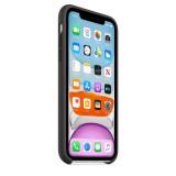 Чехол Silicone Case для iPhone 11 (Black) (OEM)