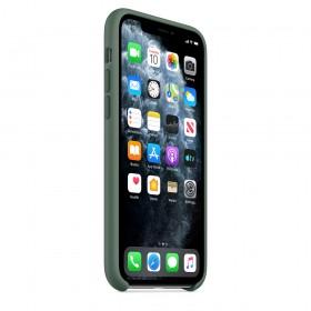 Чехол Silicone Case для iPhone 11 (Pine Green) (OEM)