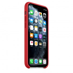 Чехол Silicone Case для iPhone 11 (Red) (OEM)