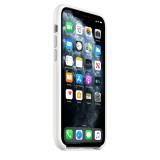 Чехол Silicone Case для iPhone 11 (White) (OEM)