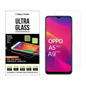 Защитное стекло для Oppo A5 2020 / A9 2020 - Happy Mobile Ultra Glass Premium 0.26mm,2.5D,Clear (Japan Toyo Glue)