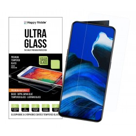 Защитное стекло для Oppo Reno 2 - Happy Mobile Ultra Glass Premium 0.26mm,2.5D,Clear (Japan Toyo Glue)