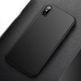Чехол-накладка Simple Slim Matte для iPhone X