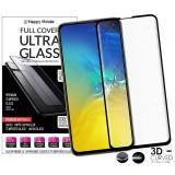 Защитное стекло для Samsung Galaxy S10e - Happy Mobile 3D Full Cover Ultra Glass Premium (Asahi glass) (Black)