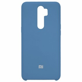 Чехол Silicone Cover for Xiaomi Redmi Note 8 Pro (Original Soft Azure)
