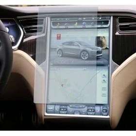 "Защитное стекло Tesla Motel X / Model S (17"") - Happy Mobile Ultra Glass Premium 0.3mm,2.5D (Japan Toyo Glue)"