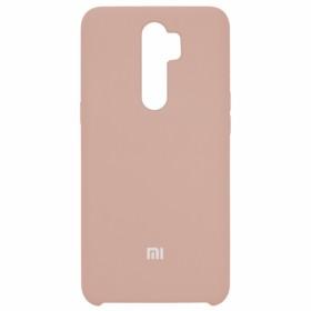 Чехол Silicone Cover for Xiaomi Redmi Note 8 Pro (Original Soft Pink Sand)