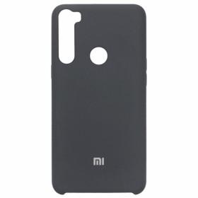 Чехол Silicone Cover for Xiaomi Redmi Note 8 (Original Soft Gray)