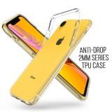 Защитный чехол Anti-Drop 2mm Series, TPU для iPhone Xr (Clear)