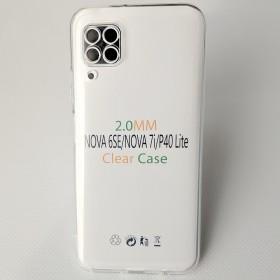 Защитный чехол Anti-Drop 2mm Series, TPU для Huawei P40 Lite (Clear)