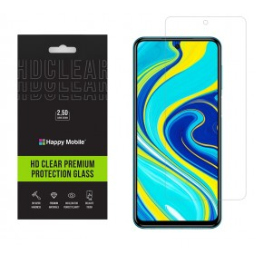 Защитное стекло для Xiaomi Redmi 9 - Happy Mobile Ultra Glass Premium 0.26mm,2.5D (Japan Toyo Glue)