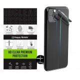 Защитная пленка гидрогель для Apple iPhone 11 Pro (на зад) - Happy Mobile Aurora 3D Curved TPU Back Film (Devia Korea TOP Hydrogel Material)