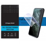 Защитная пленка гидрогель для Samsung Galaxy S21 5G - Happy Mobile 3D Curved TPU Film (Devia Korea TOP Hydrogel Material стекло)