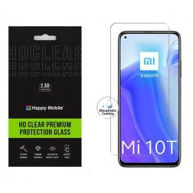 Защитное стекло для Xiaomi Mi 10T - Happy Mobile Ultra Glass Premium 0.26mm,2.5D,Clear (Japan Toyo Glue)