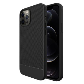 Чехол-накладка TT Snap Case Series для iPhone 12 Pro Max (Черный)