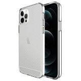Чехол-накладка TT Phoenix Full 2mm TPU Case Series для iPhone 12 Pro (Прозрачный)